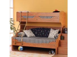 Кровать двухъярусная Н-38 Наутилус изображение 3