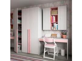 Стол НьюТон розовый изображение 2
