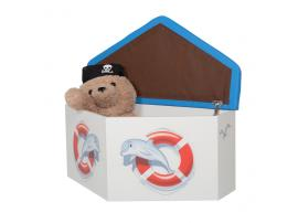 Ящик для игрушек-нос корабля Океан (Адвеста) изображение 1