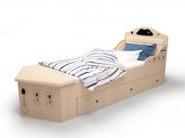 Кровать Пират №1 изображение 6