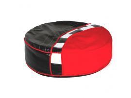 Пуф круглый Formula (красная) изображение 1