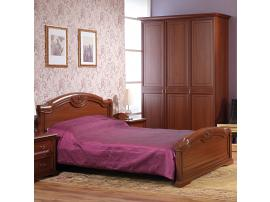 Кровать двуспальная A-14 Капри изображение 3