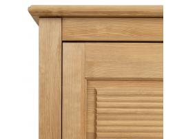 Шкаф для книг Рауна 10 (бейц) изображение 4