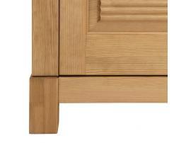 Шкаф для книг Рауна 10 (бейц) изображение 5