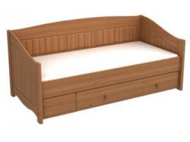 Кровать-диван Милано с выкатным ящиком изображение 4