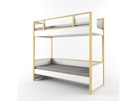 Кровать 2х-ярусная Робин Wood Лайт изображение 1