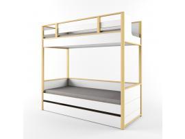 Кровать 2х-ярусная Робин Wood Лайт изображение 2