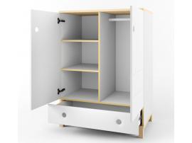 Шкаф малый Робин Wood Лайт изображение 2
