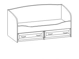 Кровать 2ящ. изображение 1