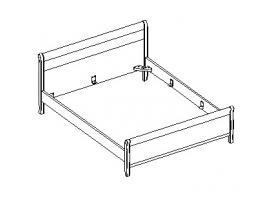Кровать изображение 1