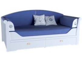 Мягкая сидушка для кровати-дивана Calypso изображение 2
