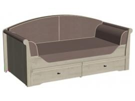 Мягкая сидушка для кровати-дивана Calypso Wood изображение 2