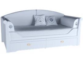 Мягкая сидушка для кровати-дивана Calypso изображение 1