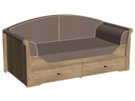 Мягкая сидушка для кровати-дивана Calypso Wood изображение 1