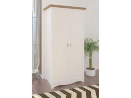 Шкаф 2-х дверный Милано-Бейли (спальня) изображение 5