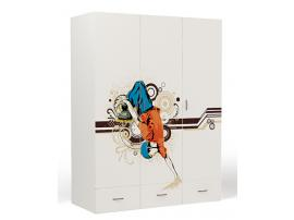 Шкаф 3-х дверный Roller изображение 1