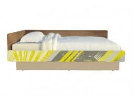 Кровать Slash Флора 90*190