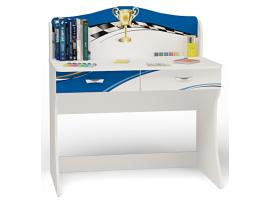Стол без надстройки La-Man (синяя) изображение 1