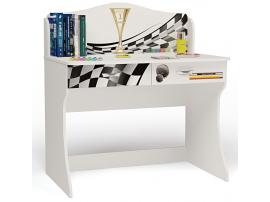 Стол без надстройки Formula (белая)