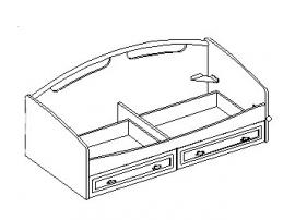 Диван-кровать 20.401 изображение 1