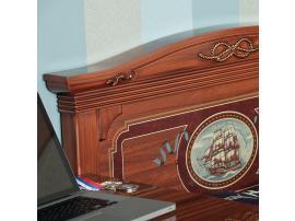 Кровать Б-01 с ортопедической решеткой изображение 3