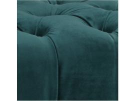 Кровать София белый лак/серый лак с мягкой спинкой изображение 6