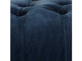 Кровать София белый лак/серый лак с мягкой спинкой изображение 7