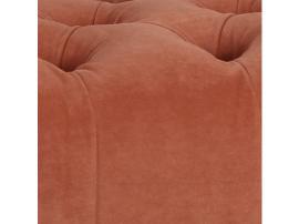 Кровать София белый лак с мягкой спинкой изображение 13