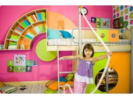 Кровать-чердак Выше радуги изображение 2