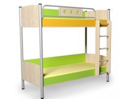 Кровать 2-х ярусная Выше радуги