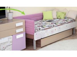 Чехол на спинку кровати 38 попугаев изображение 1
