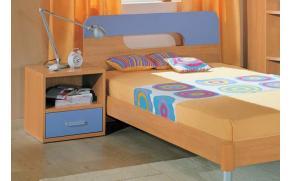 Кровать под матрас 90*200 30.395