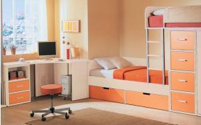 Кровать с ящиками 30.202