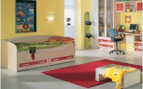 Кровать 2ящ.