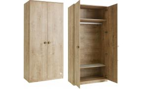 Шкаф 2-х дверный Natura (1004)