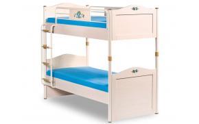 Кровать двухъярусная Flora 90x200 (1401)