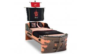 Кровать-корабль Pirate (1308)