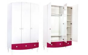 Шкаф 3-х дверный Yakut (1002)