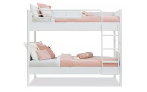Кровать двухъярусная Romantica (1401)