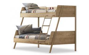 Кровать двухъярусная большая Natura (1408)