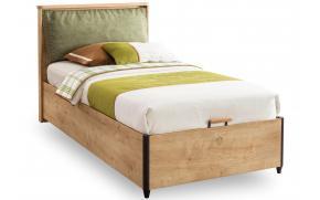 Кровать с подъемным механизмом Natura 100х200 (1705)