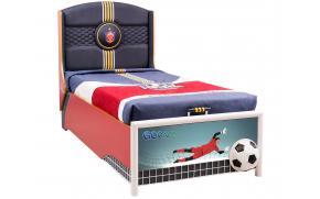Кровать с подъемным механизмом Football 90х190 (1705)