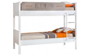 Кровать двухъярусная Dynamic 100х190 (1401)