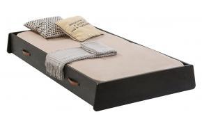 Кровать выдвижная Dark Metal Line 90х190 (1303)