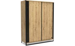 Шкаф-купе Wood Metal (1003)
