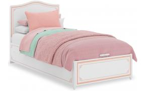 Кровать с подъемным механизмом Selena Pink 100x200 (1705)