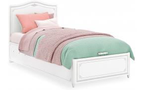 Кровать с подъемным механизмом Selena Grey 100x200 (1705)