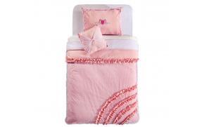 Комплект постельных принадлежностей Yakut Rosa (4483)