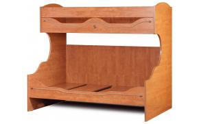 Кровать двухъярусная Н-38 Наутилус