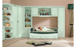Кровать - диван с дополнительным спальным местом 20.402
